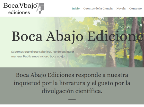 Boca Abajo Ediciones - Ruvic Soluciones Informáticas, S.L.